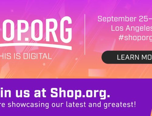 BlueFox.io sponsors Retail Innovation Lounge at Shop.org 2017
