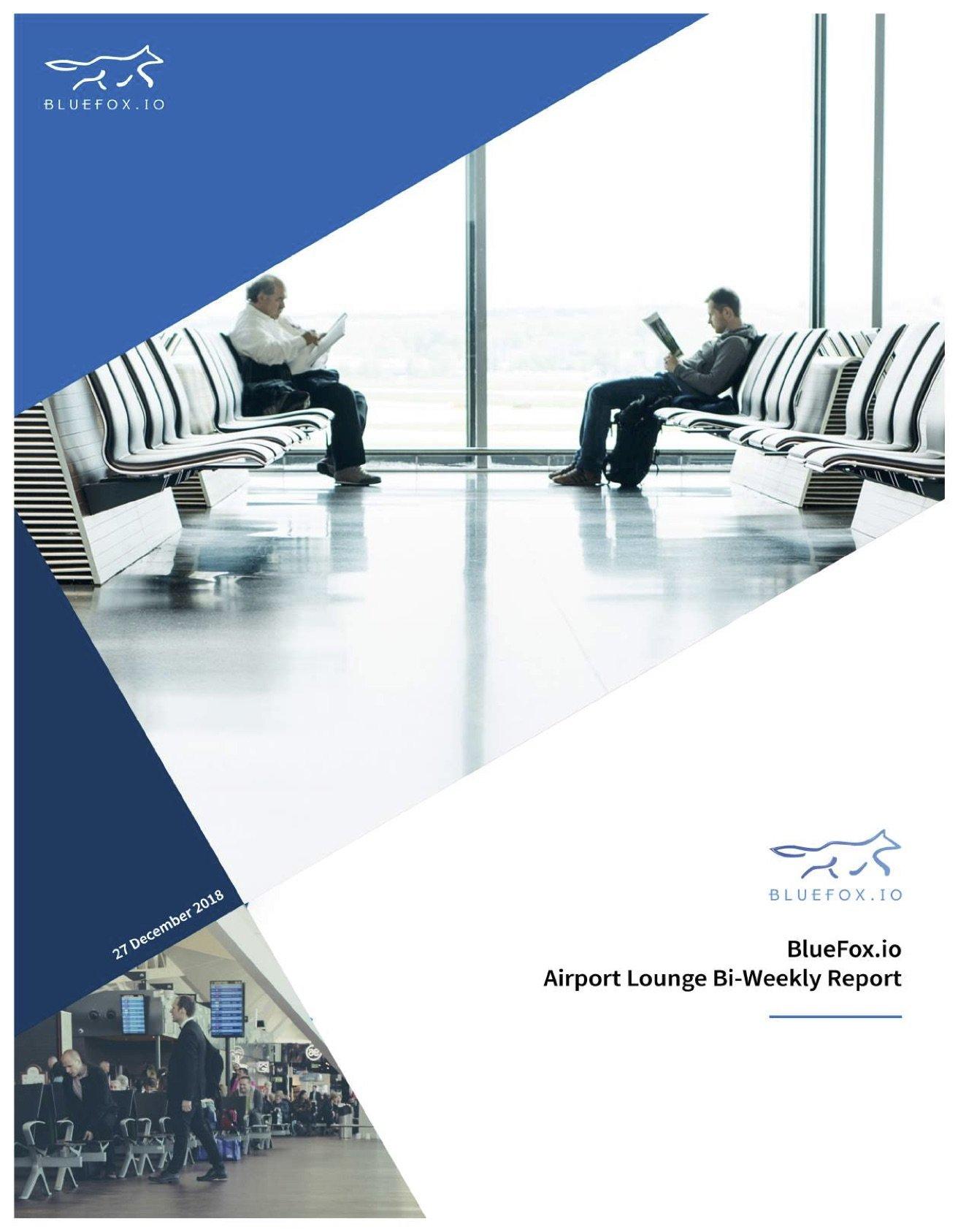 Airport Lounge Sample Report