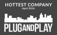 Plug and Play Hottest Company April 2016