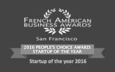 French American Business Awards 2016 Startup of the Year